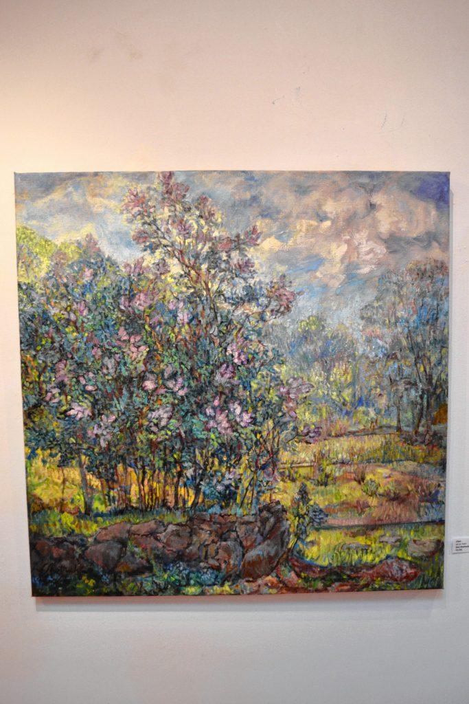 Lilacs, Sissi Shattuck. Tim Goodwin