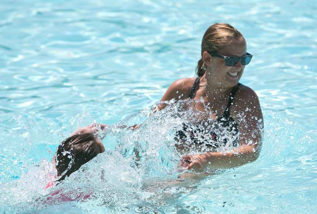 Sign up for your free swim lessons the concord insider - Pools on the park swimming lessons ...