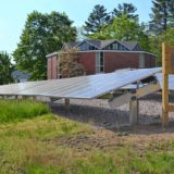 Unitarian Church is producing solar power
