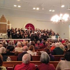 Suncook Valley Chorale is having a concert