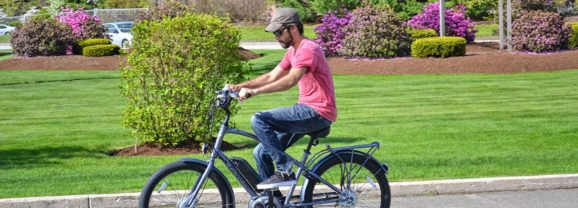 Go Try It: Take a ride on an electric bike