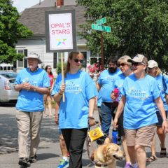 Sign up for the Walk for Sight to help a good cause