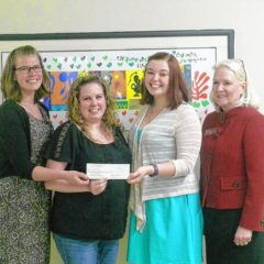 Zonta Club Concord gives out scholarships at NHTI