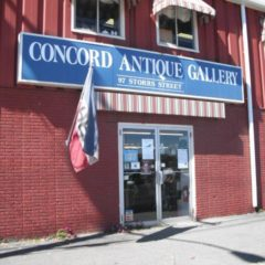 Best Antique Store 2019 – Concord Antique Gallery Inc.