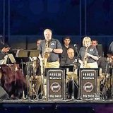 Freese Brothers Big Band plays with purpose