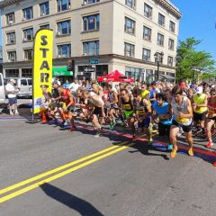 Go for a run at the Capital City Classic 10K