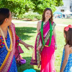 Celebrate diversity at the Multicultural Festival at Market Days