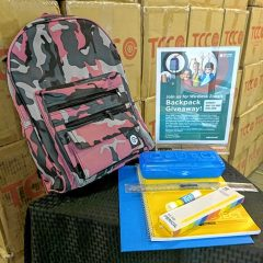 Wireless Zone is giving away free backpacks