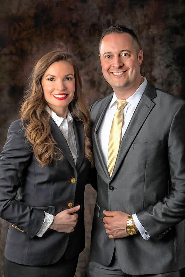 Melissa and Patrick Starkey are the Concord Young Professionals Network's young professionals of the month,. Courtesy