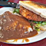 Food Snob: Spicy chicken sandwich from Red Arrow Diner