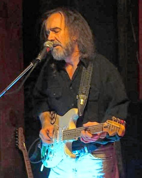 Mike Gallant, also known as Mikey G, plays all over the Granite State. You can find him every Tuesday night running the open mic at Tandy's.  Courtesy of Mike Gallant