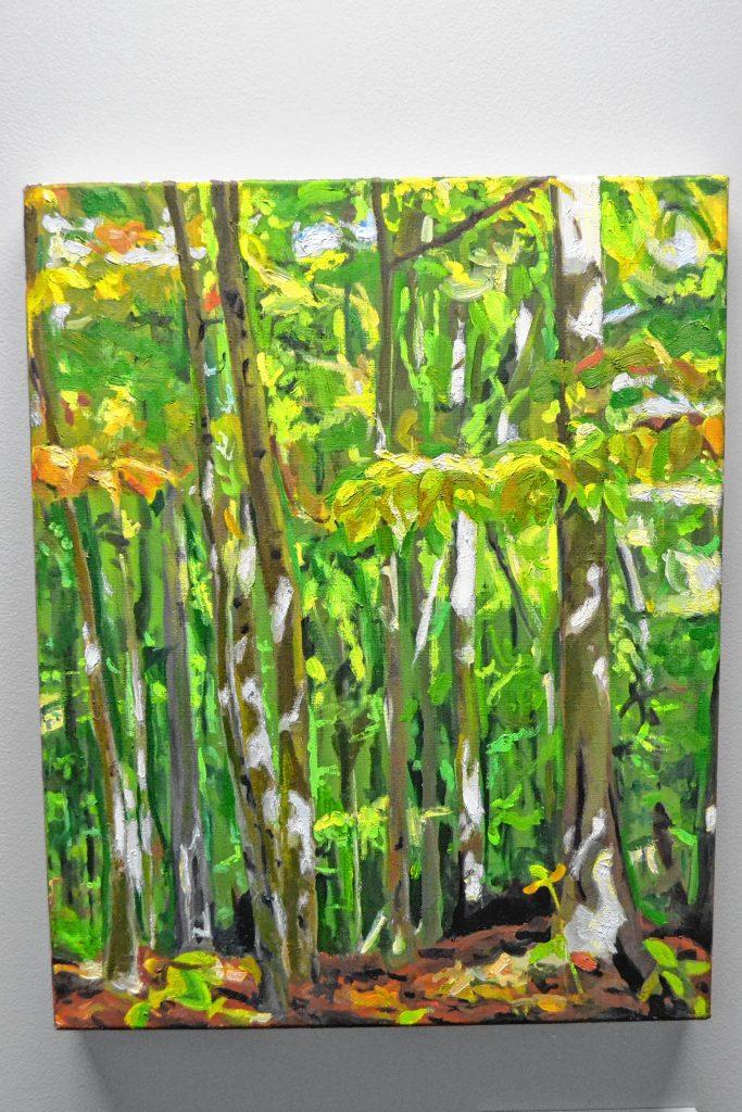 Through the Trees, Meghan Cochran. TIM GOODWIN / Insider staff