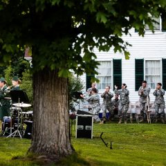Pierce Manse to host open house with 39th Army Band