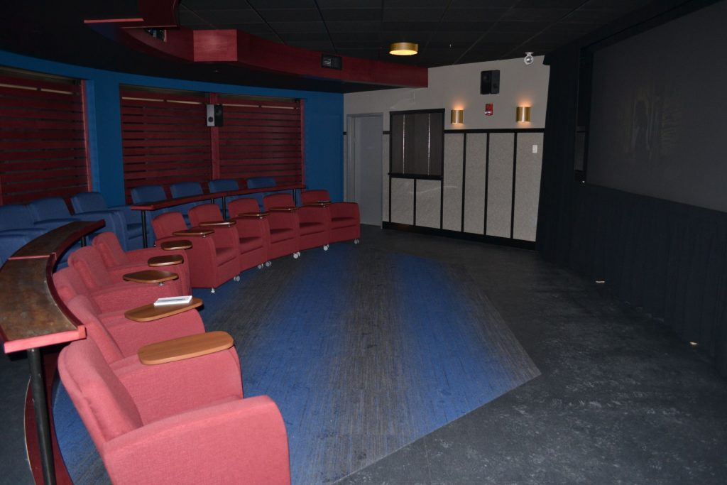 After a renovation project, Red River recently opened its Simchik Cinema and it looks really nice. Tim Goodwin