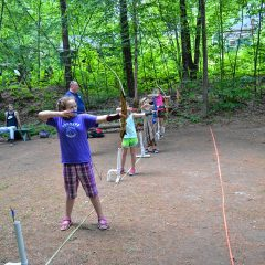 The YMCA puts on a fun-filled summer camp