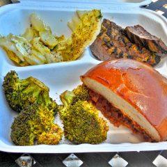Food Snob: Sampling the hot bar at Co-op Cafe