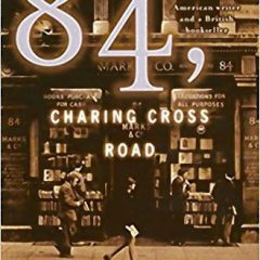 Book of the Week: '84, Charing Cross Road'