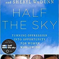 Book of the Week: 'Half the Sky'