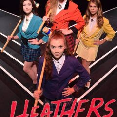 Concord actresses to appear in 'Heathers the Musical'