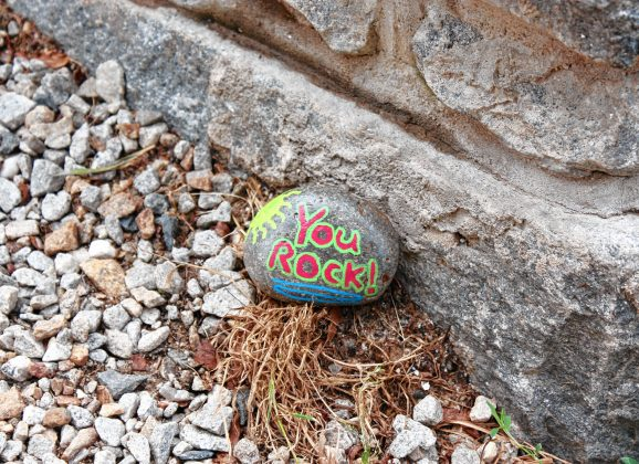 Spread the good vibes all over Concord with Kindness Rocks