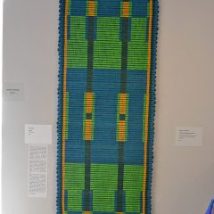 On Display: Spinning Tales & Weaving Stories at League