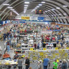 Concord Model Railroad Club show is coming down the track