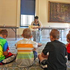 Go Try It: Tales of New Hampshire Family Story Time at New Hampshire Historical Society