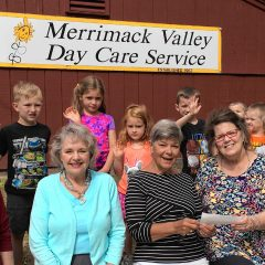 Zonta Club raises money for local day care service