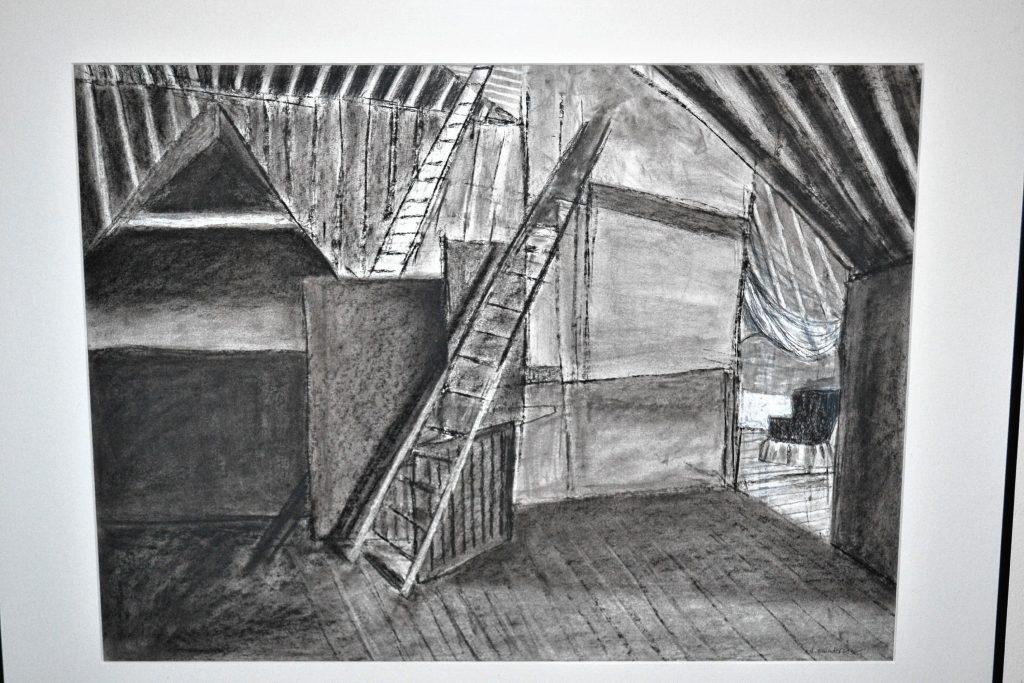 Ladder of Years, by Mary Straub. TIM GOODWIN / Insider staff