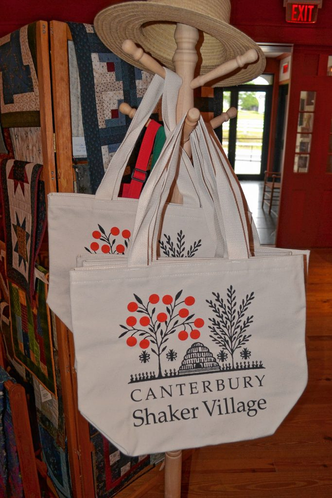 This bag would be a great purchase on your next trip to Canterbury Shaker Village. Tim Goodwin / Insider staff