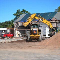 New city community center is taking shape