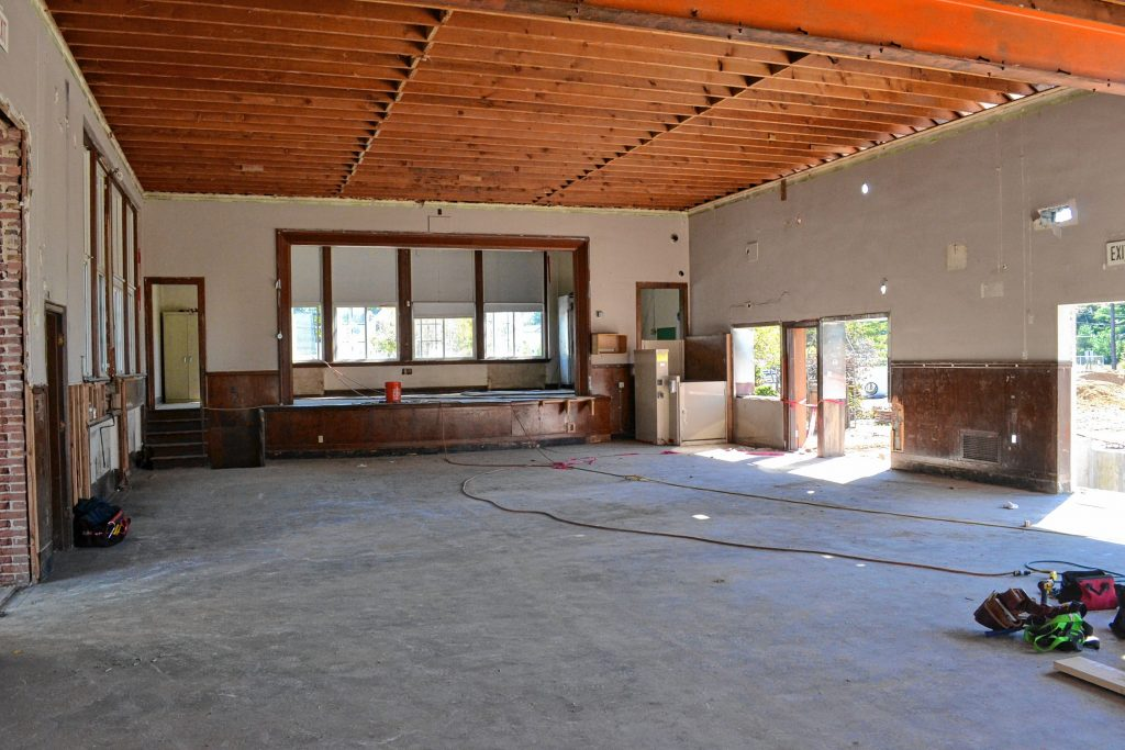 We told you the auditorium was being preserved, TIM GOODWIN / Insider staff