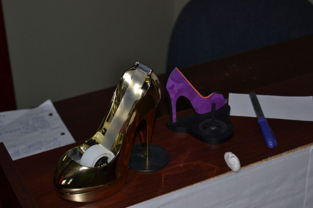 Before next week's Walk A Mile in Her Shoes event, we got an upclose look at what those funds go to for the Crisis Center of Central New Hampshire. TIM GOODWIN / Insider staff