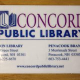 Get your passes for New England Aquarium and other cool places at Concord Public Library