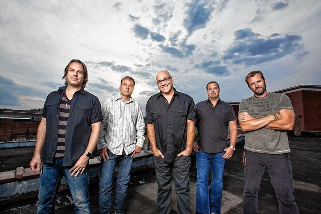 Sister Hazel will play a concert to benefit the Frank Monahan Foundation on Sept. 22 at the Capitol Center for the Arts. Courtesy