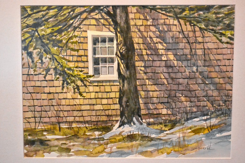 Barn Window, Mike Driscoll. TIM GOODWIN / Insider staff