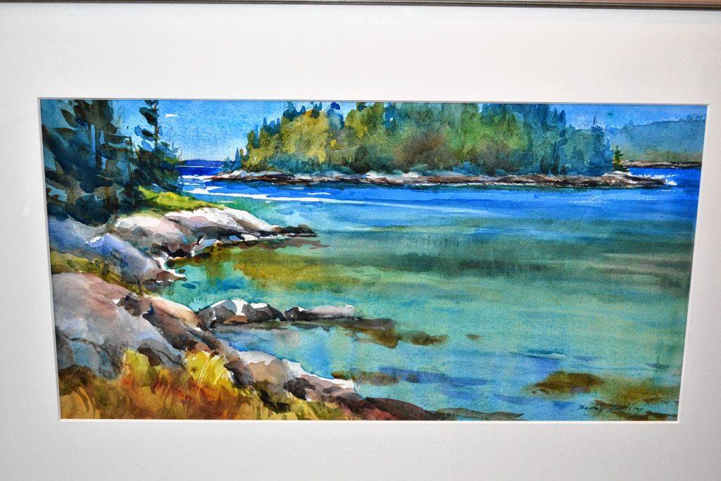 Garden Cove, Swans Island, Becky Darling. TIM GOODWIN / Insider staff