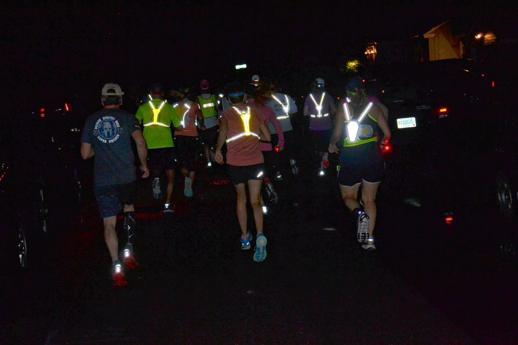 Members of Jeremy's Bootcamp have signed up to fill two teams for this weekend's Reach the Beach, which is a relay run of 200 miles from Bretton Woods to Hampton Beach. TIM GOODWIN / Insider staff