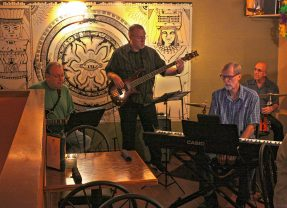 Entertainment: A double dose of John Franzosa at Hermanos, plus lots of other fun stuff this week