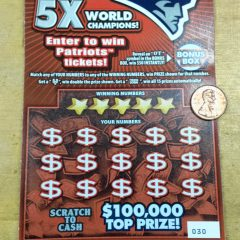 Go Try It: Nothing like trying to win some cash at work