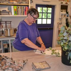 Twiggs Gallery is Boscawen's one-stop shop for the arts