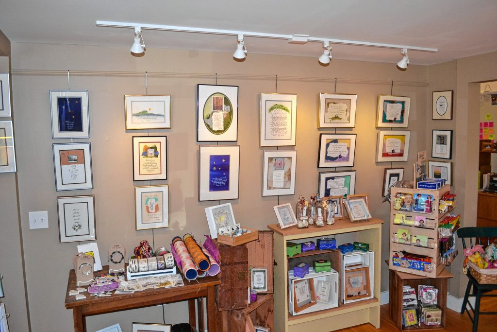 There are lots of cool artsy things in the Twiggs Gallery gift shop. Tim Goodwin / Insider staff