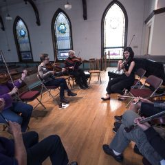 Music school to host fiddle festival, concert