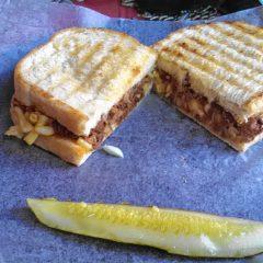 Food Snob: Porky Mac sandwich from Capital Deli