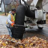 Rake your leaves to the curb before Oct. 30
