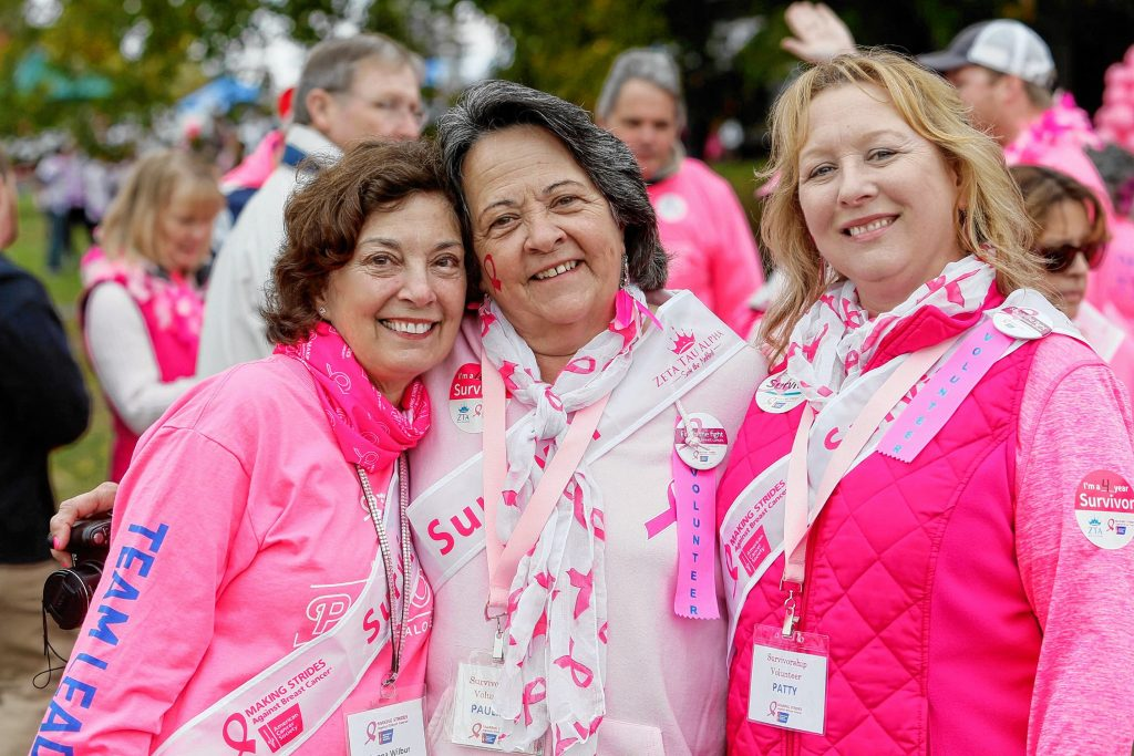 Donna Wilbur, Pauline Steinmetz and Patty Labrie. Courtesy