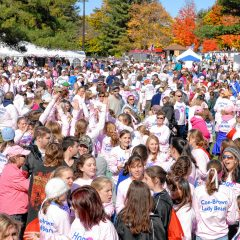 Making Strides:All the info you need for Sunday's festivities