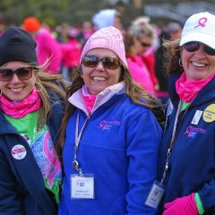 Making Strides is a difference-maker in fight