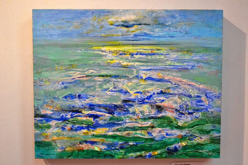 Estuarine Dream, Maureen Ahern. TIM GOODWIN / Insider staff