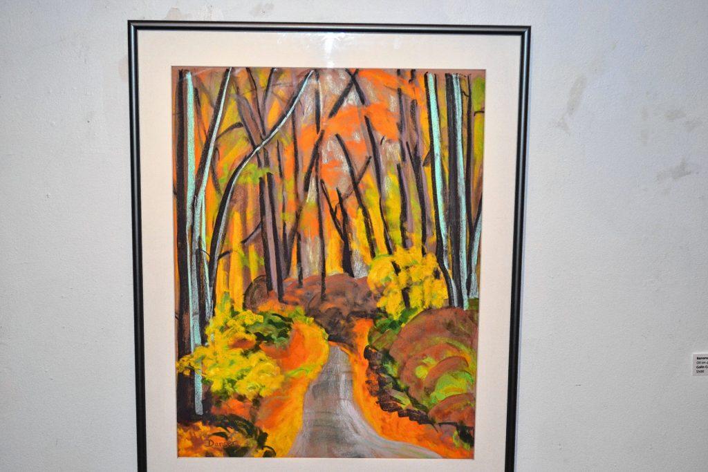 Autumn Journey, Barbara Danser. TIM GOODWIN / Insider staff